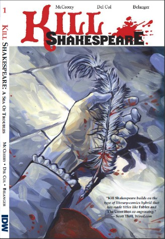 Kill Shakespeare volume 1