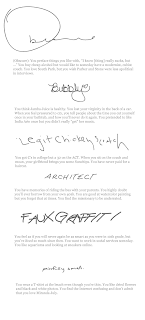 Handwriting Guide