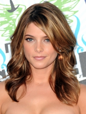 Hairstyle Trends: Highlights ideas for brunette hair
