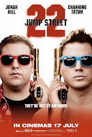 22 Jump Street movie poster malaysia