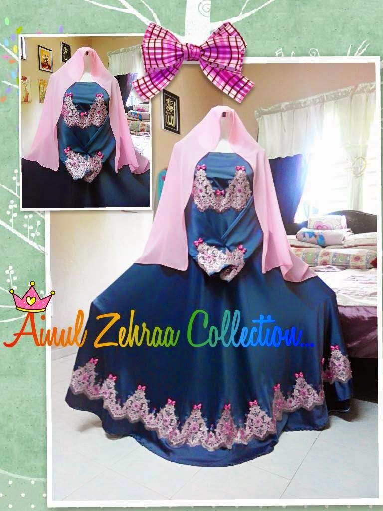 Baju Pengantin Perempuan Muslimah