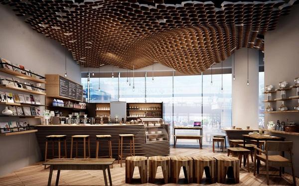 Nội thất cổ điển Châu Âu - 5 quán cà phê ở Bangkok khiến bạn đã đến là không muốn về