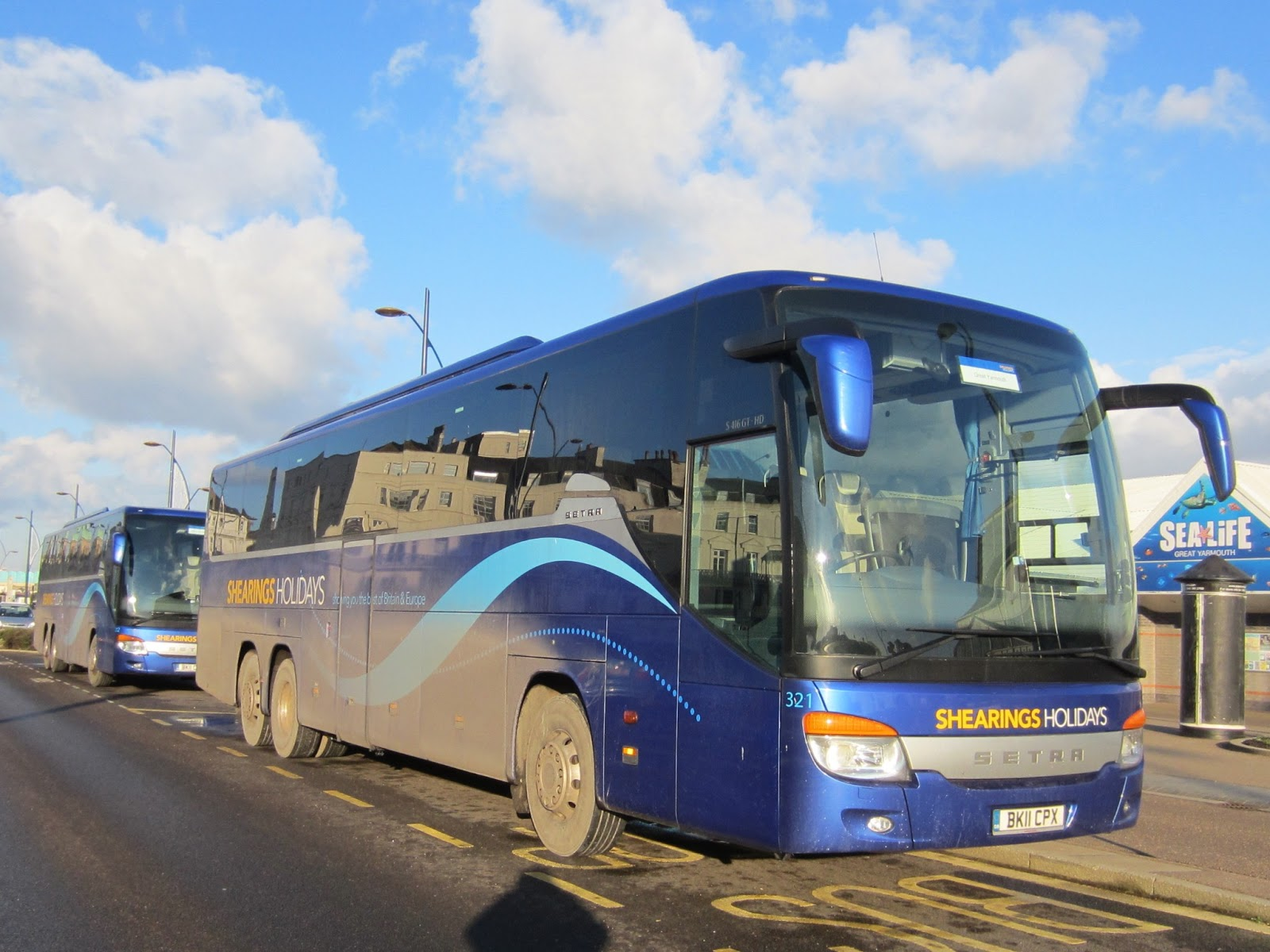 East Norfolk And Suffolk Bus Blog January 2017