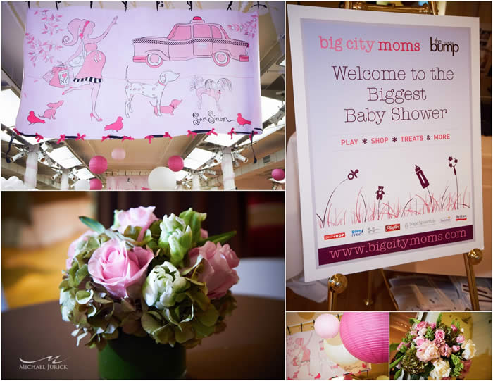New York Nanny Center Big City Moms Biggest Baby Shower Event Is A