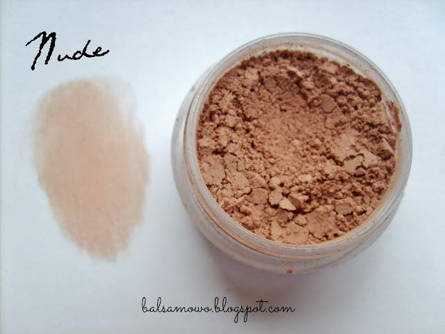 Annabelle Mineral róż kolor Nude