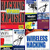 Download 50+ Hacking Ebooks Collection in one Pack