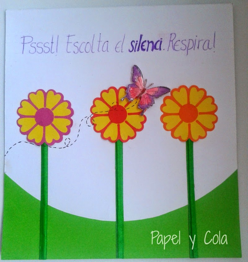 Scraplift 5 de 3Flowers - Papel y Cola