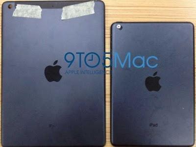 foto novo iPad Mini