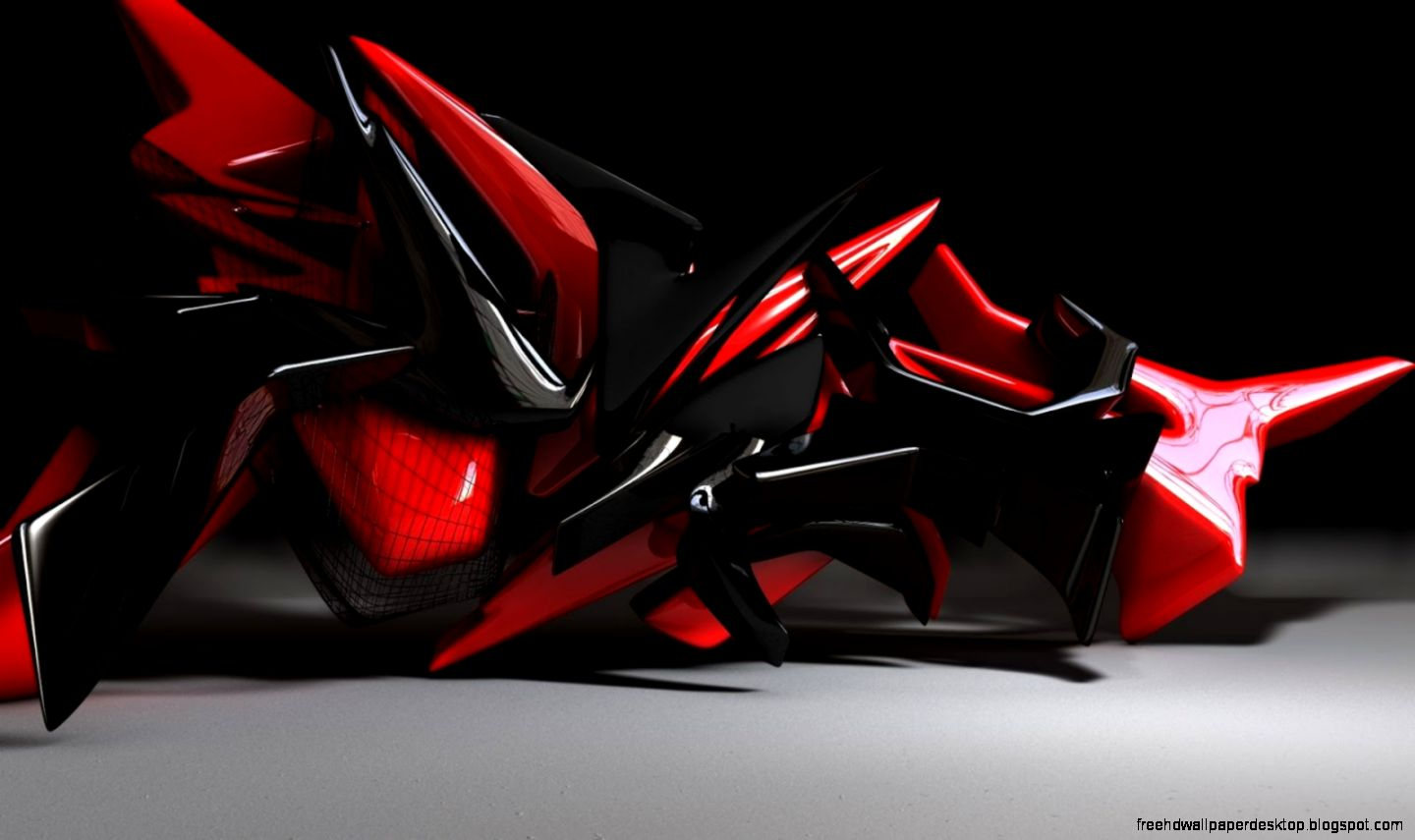 graffiti black red hd free high definition wallpapers