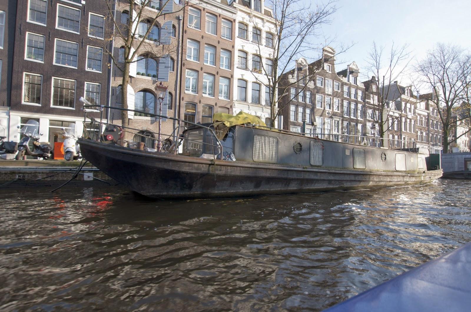 荷蘭運河 遊船河