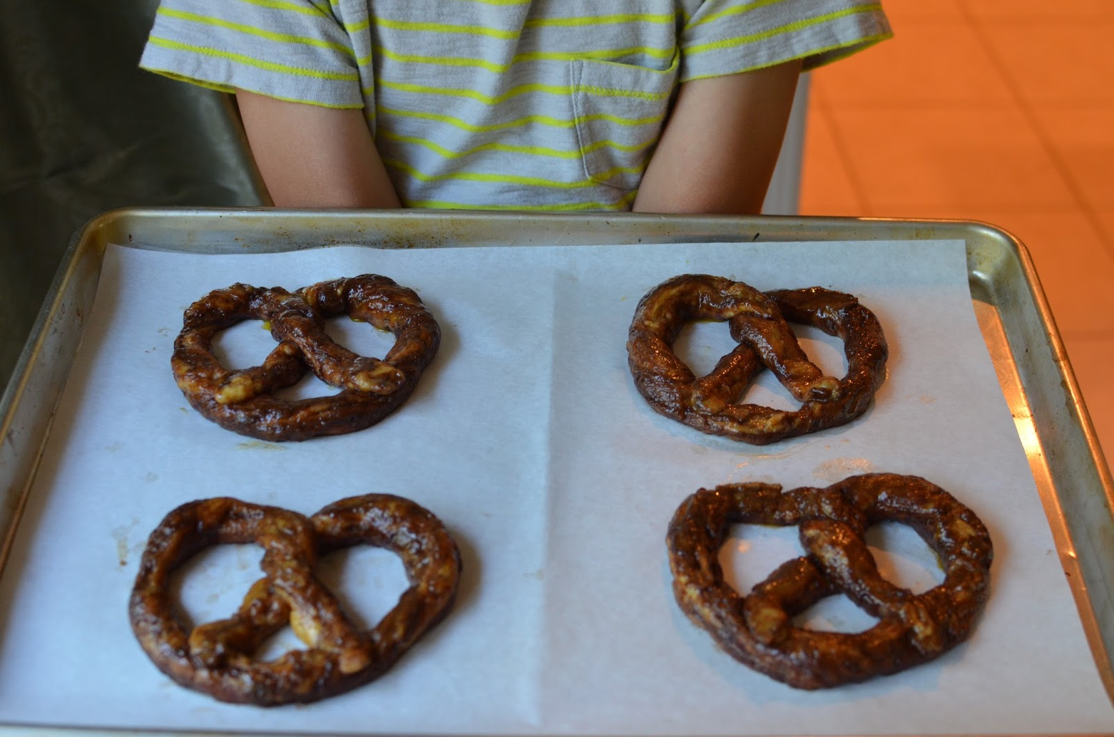 Playing with Flour: Project Pretzel
