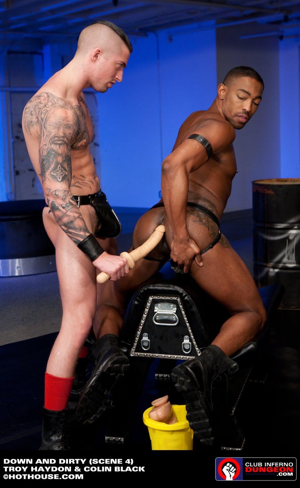 from Marc dirty gay handball