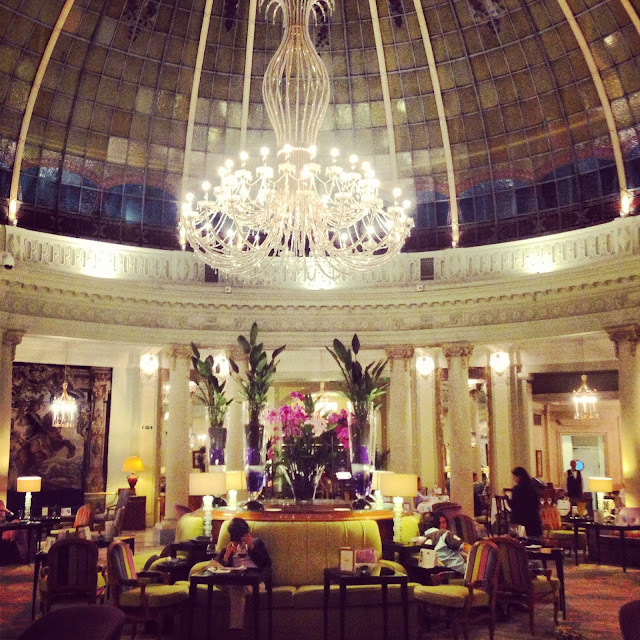 The Westin Palace round room