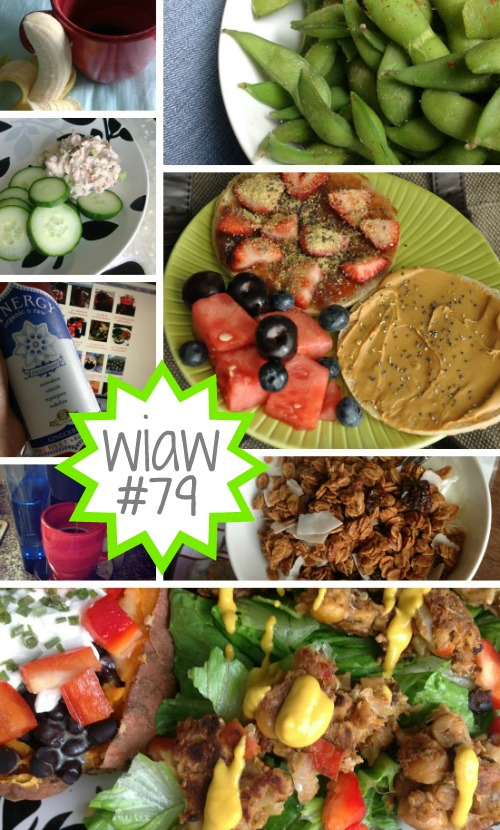 What I ate Wednesday WIAW #79