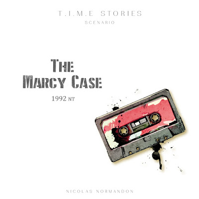 T.I.M.E Stories The Marcy Case