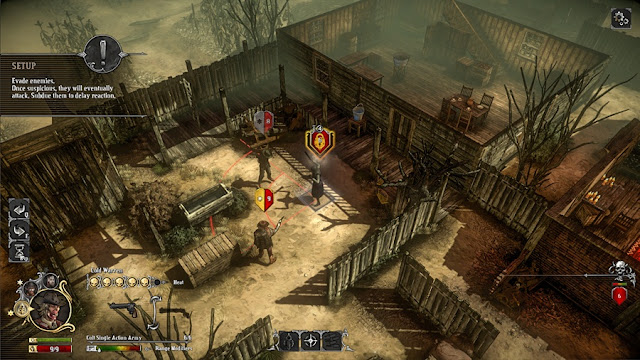 Hard West PC Game Download Photo