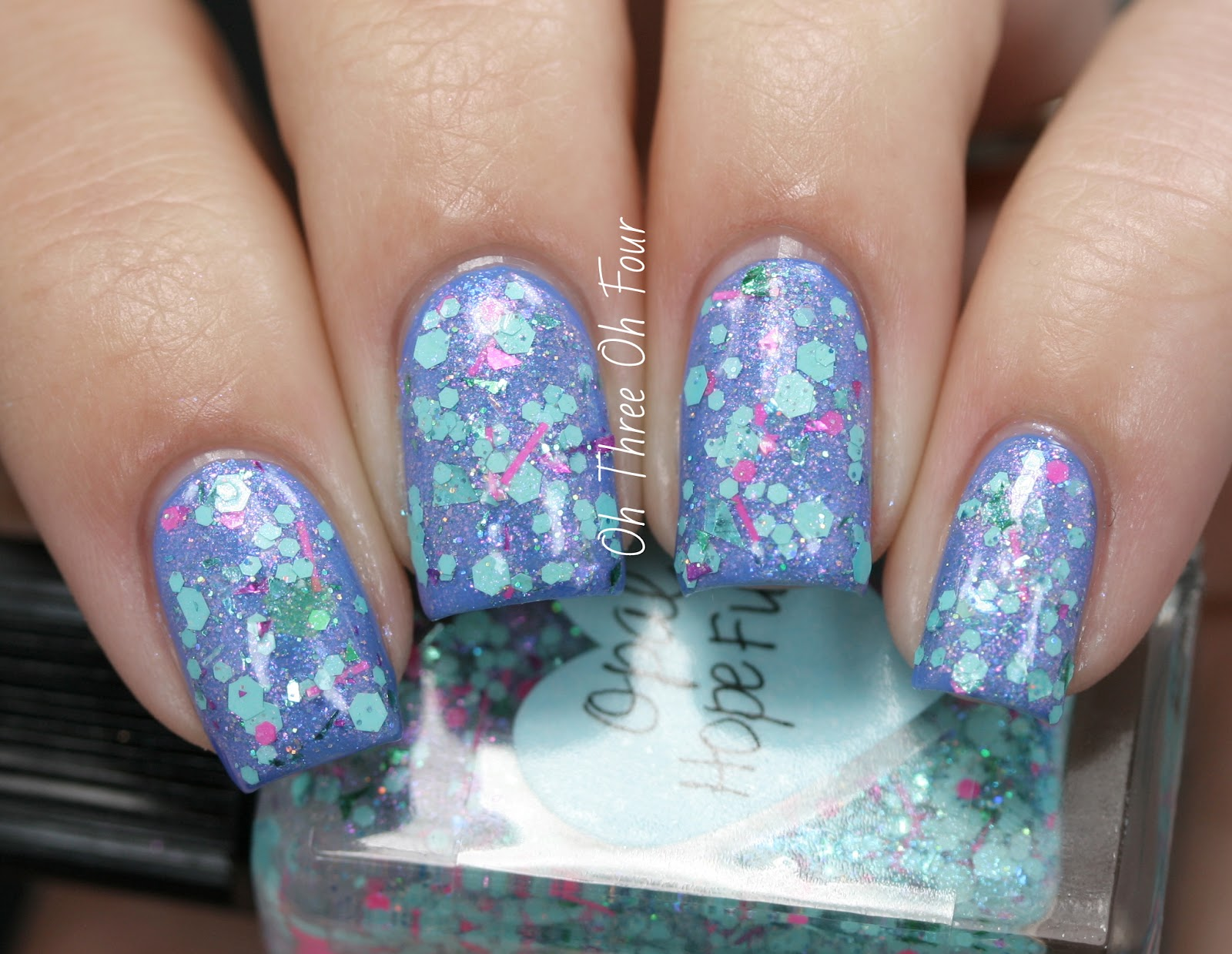 Lynnderella Opal Hope Full Swatch