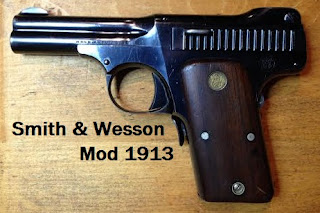 Smith and Wesson Mod 1913