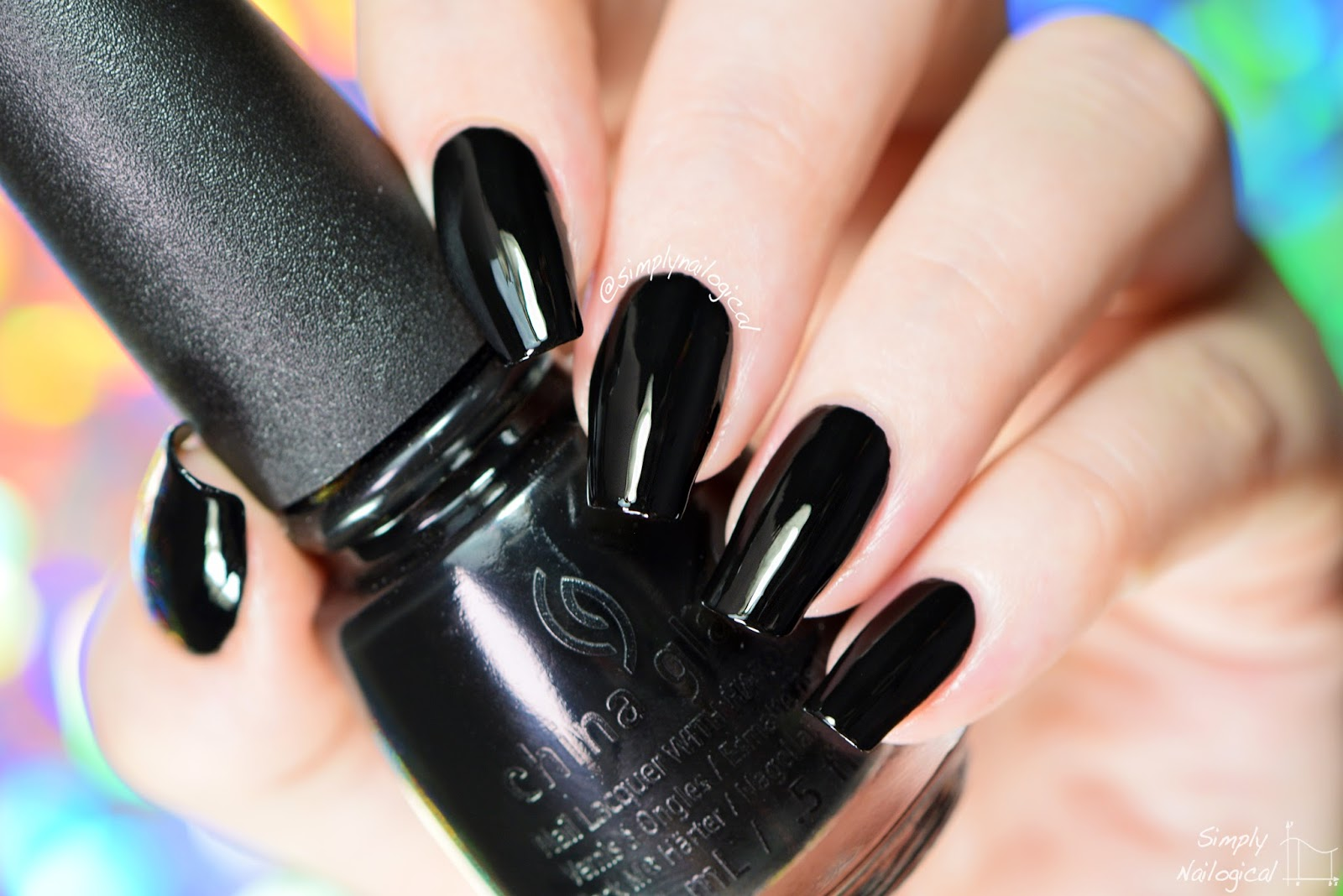 You Ll Find A List Of All The Other Black Polishes I Used Featured In Video Description Box On My Page
