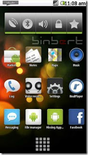 Mengubah Tampilan Nokia Seperti Android