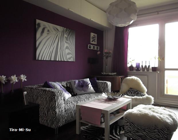 wohnzimmer lila grau: kasper wohndesign designer.