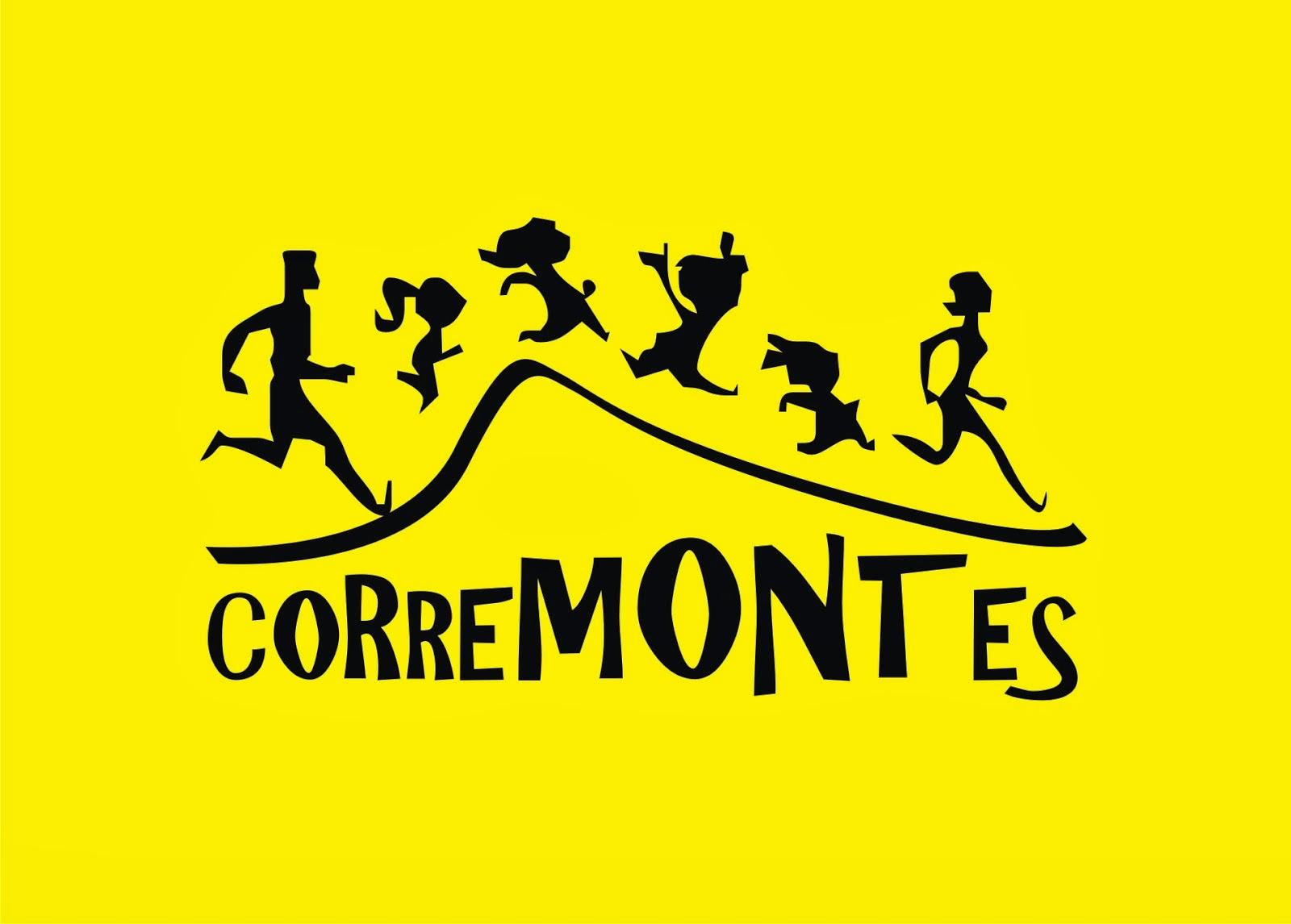 Logo CorreMontEs