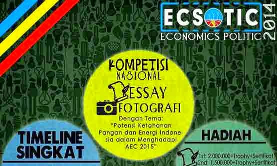 Economics Politic (Ecsotic) 2014