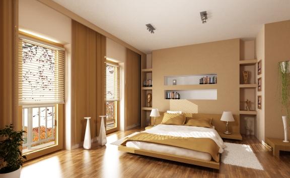 Perfekcyjna pani domu odgracanie sypialnia for Colores beige para paredes exteriores