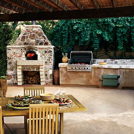 Foreign Kitchens External Kitchens Kitchen Garden Outdoor