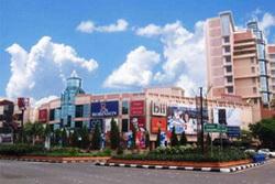 Ciputra Mal Semarang tampak Luar