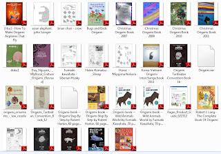 Kumpulan E-book Origami