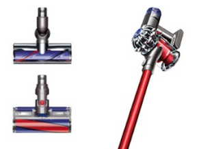 REVIEW // DYSON V6 ABSOLUTE