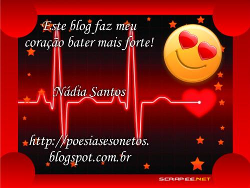 Presente de Nádia Santos