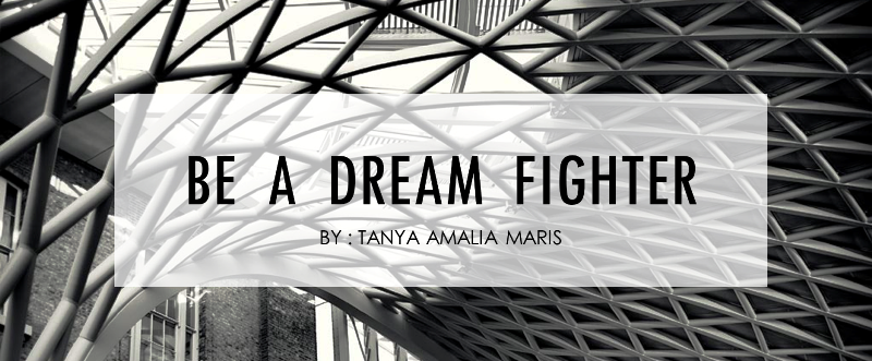 Be A Dream Fighter