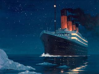 La influencia que tuvo la luna en el accidente del Titanic