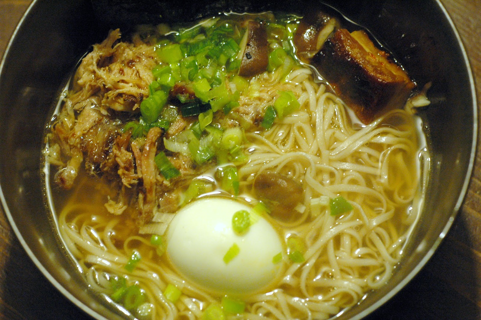 food ramen recipe good & Ramen Home Cooking: Food Wine Decatur Dude: