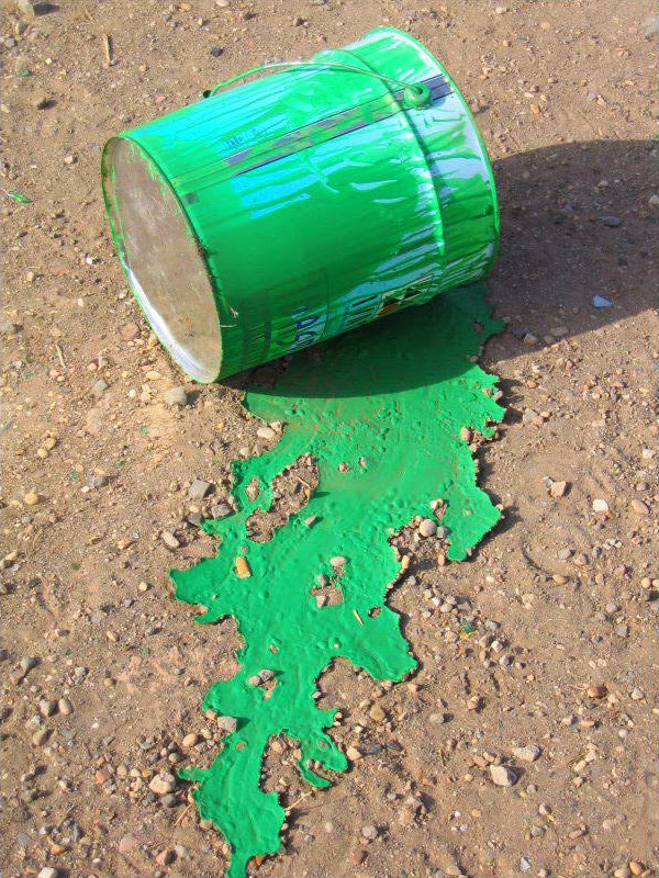 19 Things You Should Never, Ever Throw In the Trash!! - Paints and stains