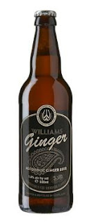 Stitch and Bear - Williams Ginger Beer