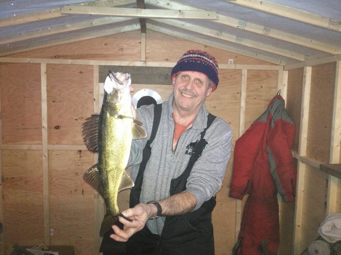 2014 ICE FISHING