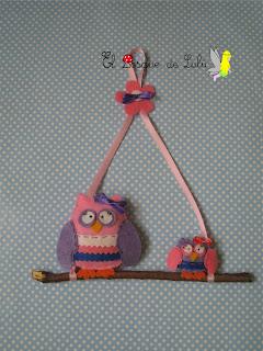 colgador-decorarión-infantil-bebe-regalo-búhos