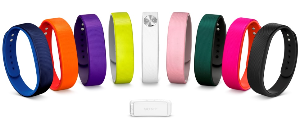 Compare Sony SmartBand with Samsung Gear Fit