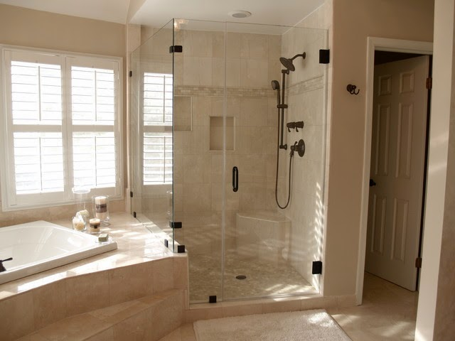 How to Clean Shower Glass Doors Properly ~ Manhattan Shower Doors
