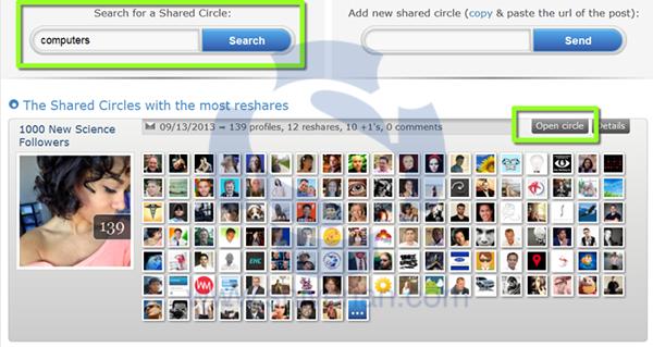 Menambah Google Plus Followers