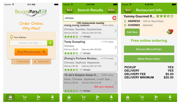Best iphone app restaurant coupons