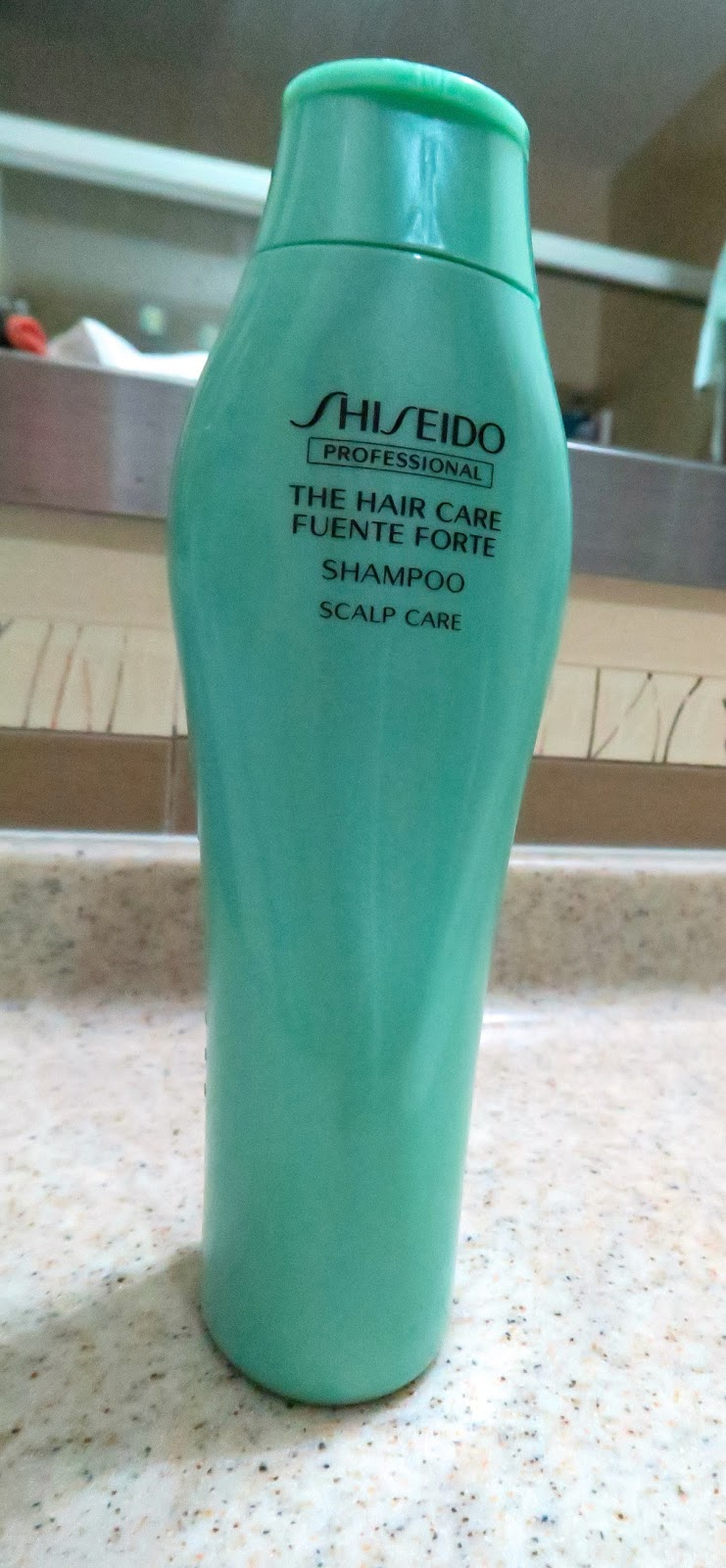 Sisters Who Love Beauty New Buy Shiseido Professional Fuente Shampoo Hair And Scalp Forte