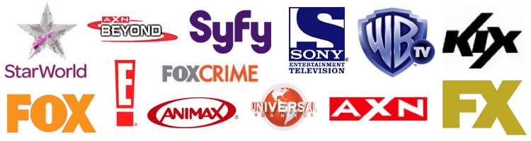 Daftar lengkap saluran hiburan kelas dunia di Indovision.