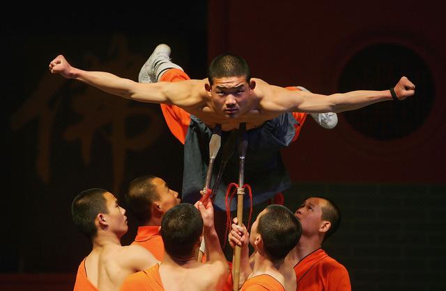 Divinely Transcendent: Shaolin.