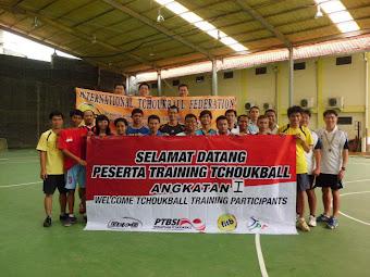 TCHOUKBALL TRAINING