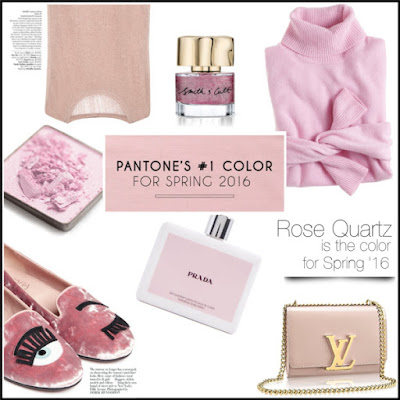Rose Quartz Is The Summer Color Of  2016