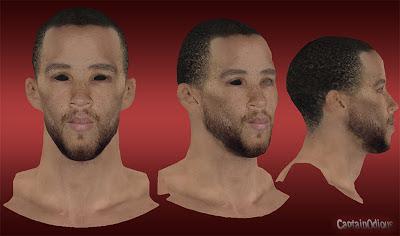 NBA 2K13 Tayshaun Prince Cyberface Mod